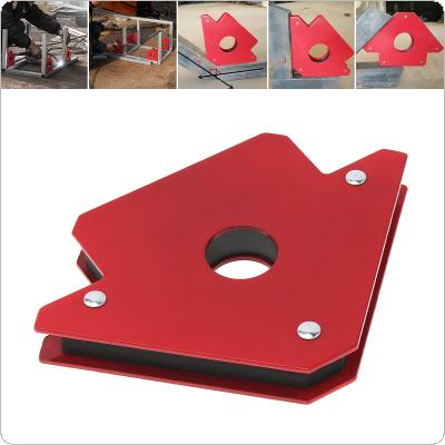 25LBS Welding Magnetic Holder Strong Magnet 3 Angle Arrow Locator Power Soldering Locator Tool