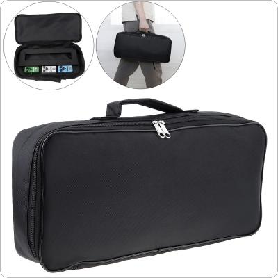 45 x 20 x 8cm Guitar Effects Pedal Board Bag Add Cotton Thicken Waterproof Universal Portable Guitar Pedal Soft Case