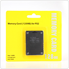 128MB Memory Card Designed for Sony PS2 / Play Station 2