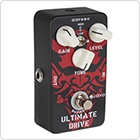 Joyo JF-02 Ultimate Drive Pedal with True Bypass Wiring & Different Sounds & High / Low Tone Switch