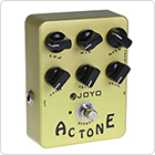 Joyo JF-13 AC Tone Guitar Pedal with Classic British Rock Sound & Vox-AV-30 Tone