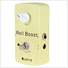 Joyo JF-38 Roll Boost Guitar Pedal - Clean Volume Boost Guitar Pedal