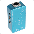 JOYO JDI-01 DI Box Passive Direct Box Amp Simulation Effect Pedal with 9V Battery