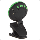 JOYO JMT-01 360 Degree Rotate Clip On Tuner & Metronome with Color Display