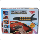 Black Guitar Sound Pickup for Acoustic / Classical Guitar