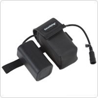 Securitying 4000mAh 8.4V Rechargeable Battery Pack for Bicyle Light & Headlamp