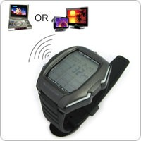 Multifunction Touch Panel Watch Support TV - DVD Remote Control