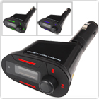 Remote Control Wireless LCD Screen Car Music MP3 Player with FM Transmitter
