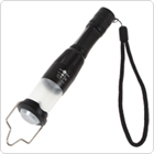 500Lm Mini 3W CREE  XP-G R5 LED Dual-use Flashlight & Hanging Lamp for Camping