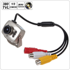 1/3 Inch CMOS Mini Wired CCTV Security Color Night Vision Infrared  Video Camcorder