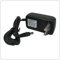 DC12V 1000mA Output USA Standard AC/DC Universal Travel Power Adapter for CCTV Cameras