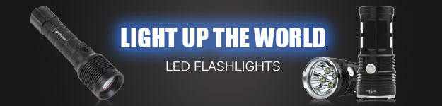 China Wholesale LED Flashlights