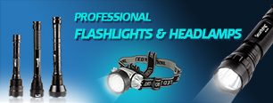 Wholesale LED Flashlights & Torches