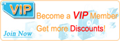 Become A Vip Member of ePathChina, Get More Discounts