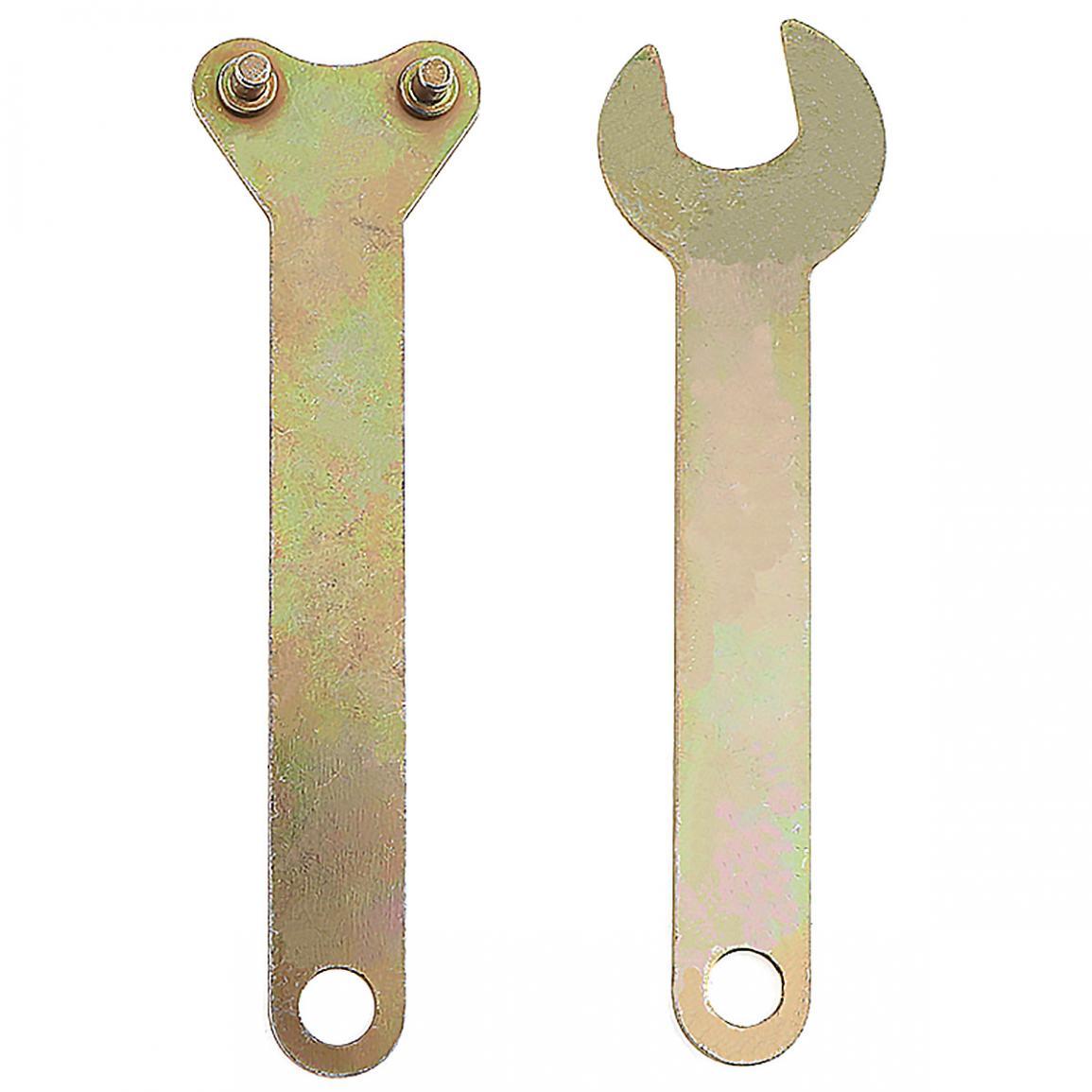 5PCS Angle Grinder Wrench Spanner Flange Lock Nut For Dewalt Milwaukee Makita