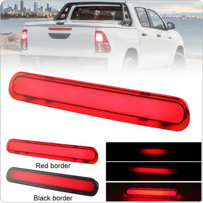 Car High Positioned Mounted Additional Rear Third Brake Light Assembly Stop Lamp Fit for Hilux VIGO 2015-2017