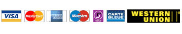Payment Accept: PayPal, T/T(Bank Transfer), Credit Cards, Western Union